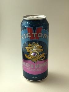 Victory - Golden Monkey Tripel Ale (16oz Can)